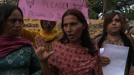 Kobiety czy mężczyźni: W Pakistanie
