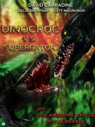 Dinokrokodyl Kontra Supergator