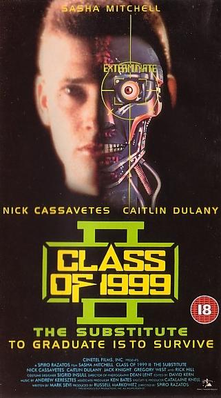 Klasa 1999 II: Zastępstwo