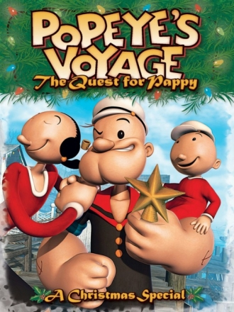 Wyprawa Popeye'a: W poszukiwaniu Tatki