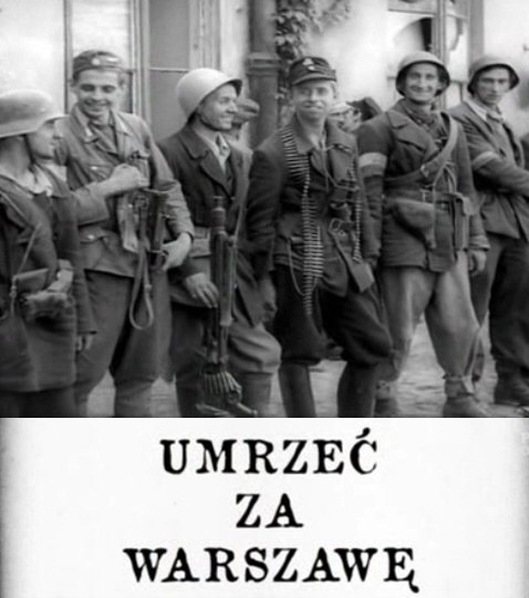 Umrzeć za Warszawę