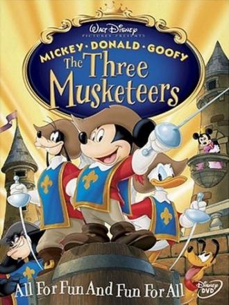 Mickey, Donald, Goofy: Trzej muszkieterowie