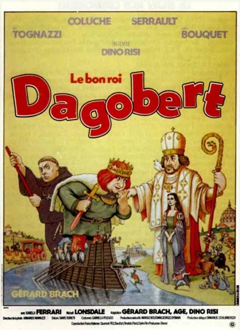 Dobry Król Dagobert
