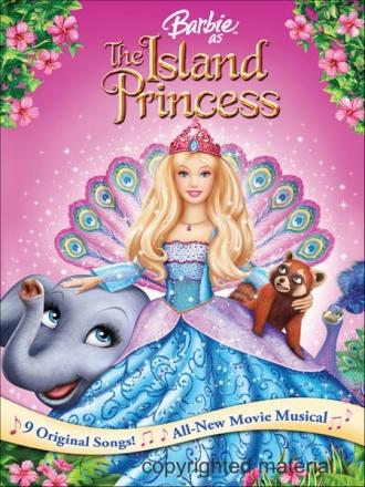 Barbie jako Księżniczka Wyspy