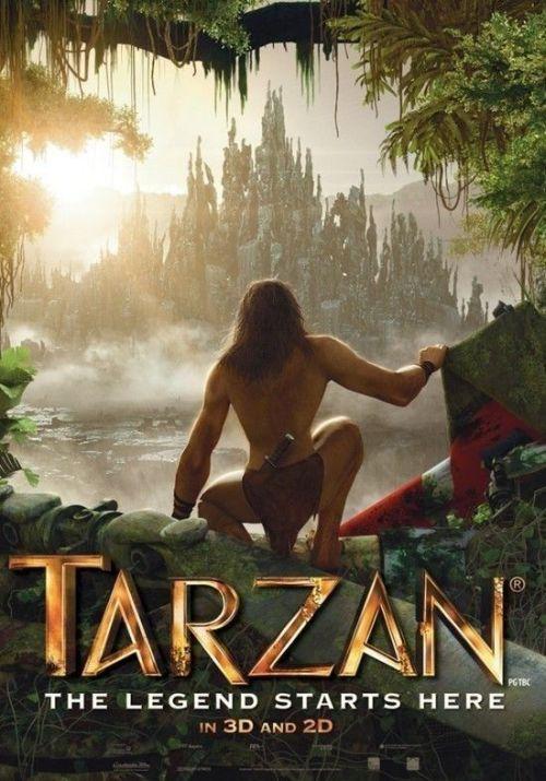 Tarzan Król dżungli