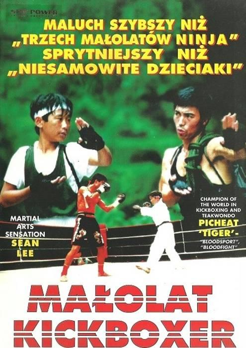 Małolat Kickboxer