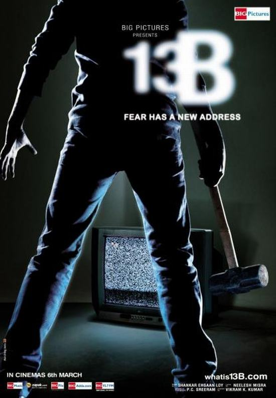 13B: Fear Has a New Address