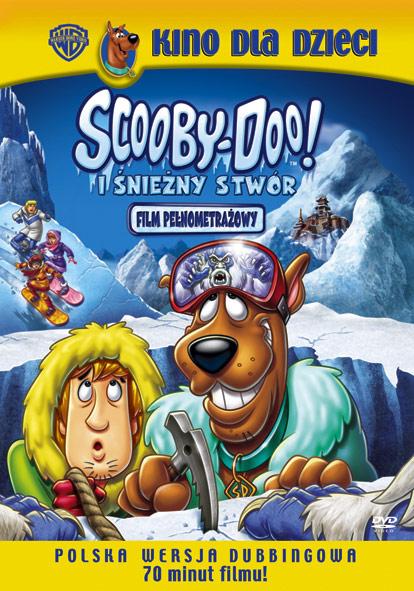 Scooby-Doo i śnieżny stwór