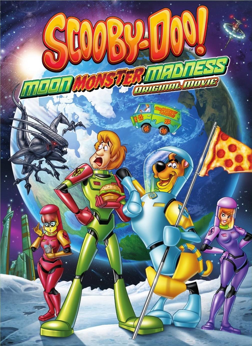 Scooby-Doo: Pora księżycowego potwora