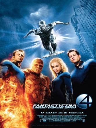 Fantastyczna Czwórka 2: Narodziny Srebrnego Surfera