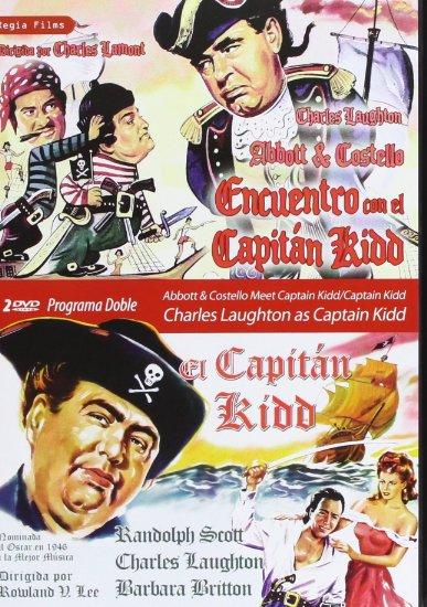 Abbott i Costello spotykają Kapitana Kidda