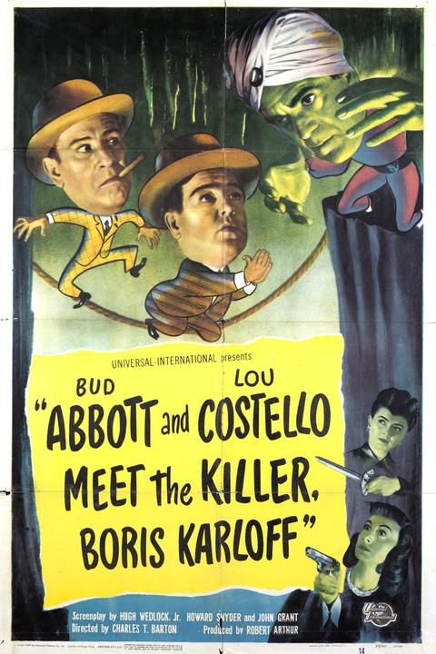 Abbott i Costello spotykają mordercę