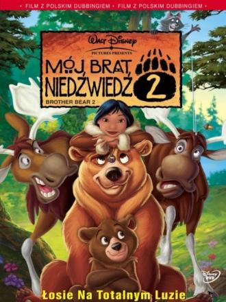 Mój brat niedźwiedź 2
