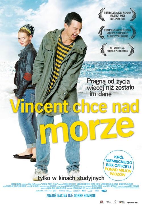Vincent chce nad morze