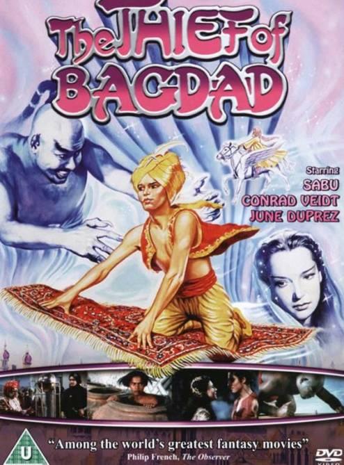 Złodziej z Bagdadu