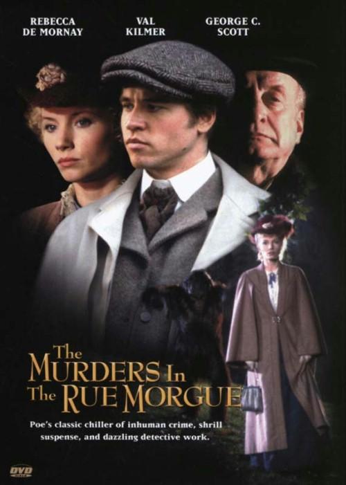 Zabójstwa przy Rue Morgue