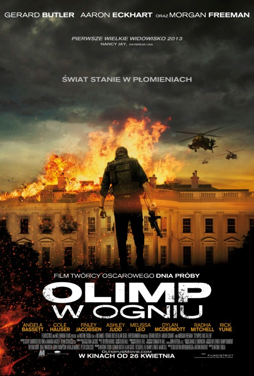 Olimp w ogniu