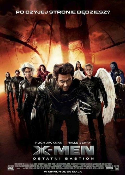 X-Men 3: Ostatni bastion