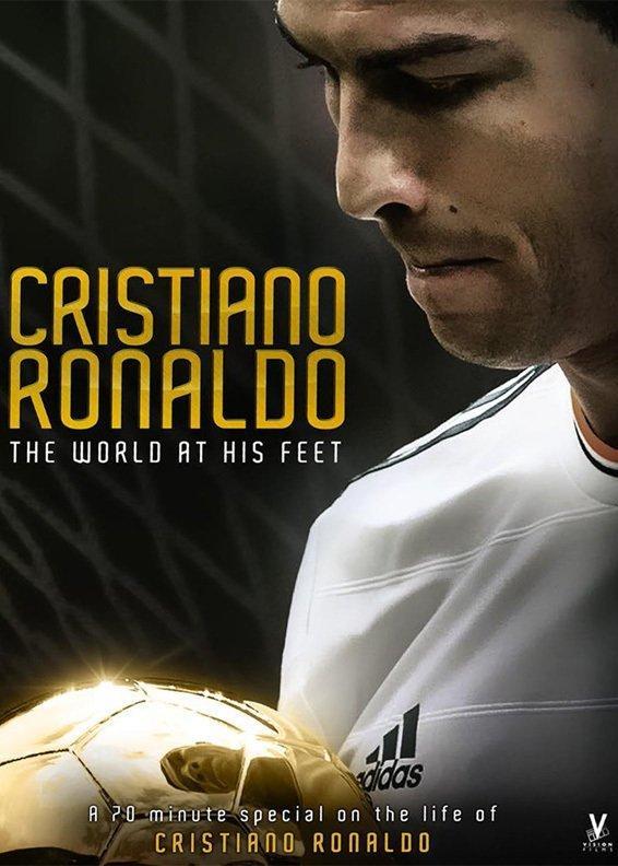 Cristiano Ronaldo Świat u stóp