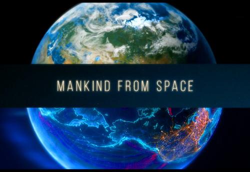 Ludzkość widziana z kosmosu