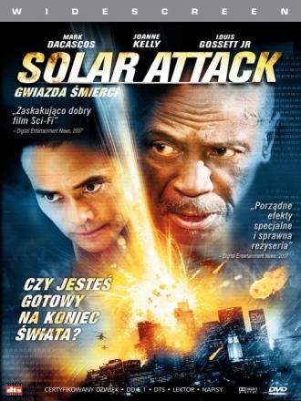 Solar Attack: Gwiazda śmierci