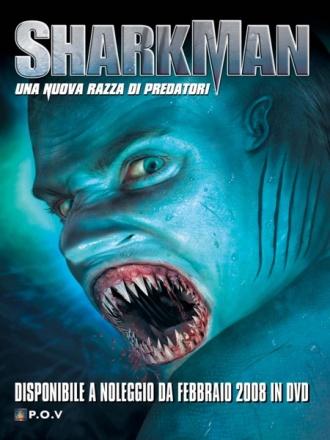 Człowiek-Rekin