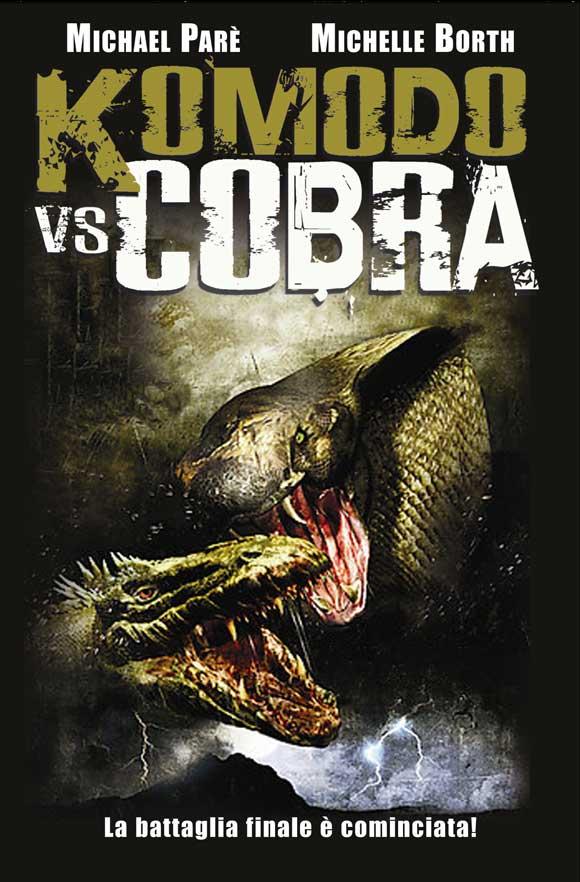 Komodo kontra kobra