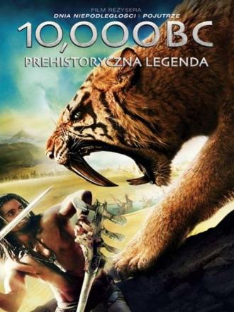 10.000 BC: Prehistoryczna legenda