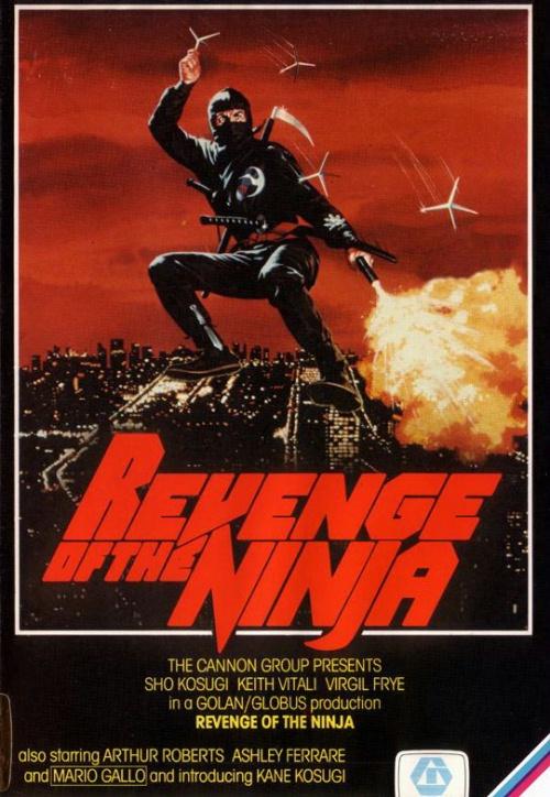 Ninja 2: Zemsta Ninja