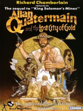 Quatermain i zaginione Miasto Złota