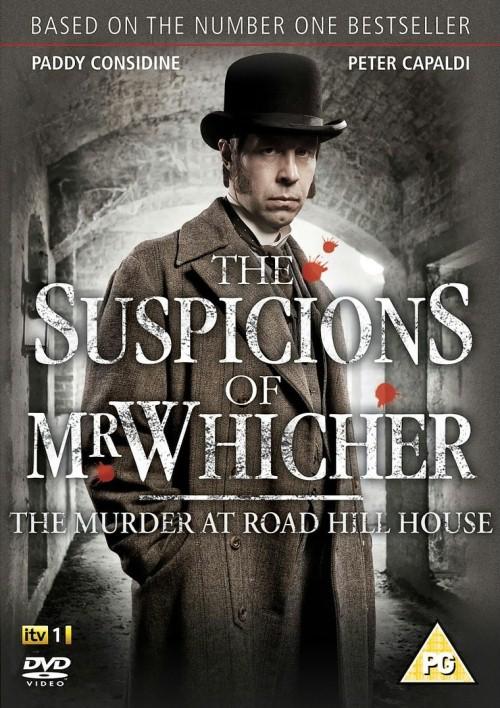 Podejrzenia pana Whichera: Morderstwo w domu na Road Hill