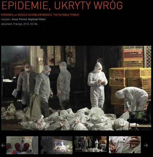 Epidemie, ukryty wróg
