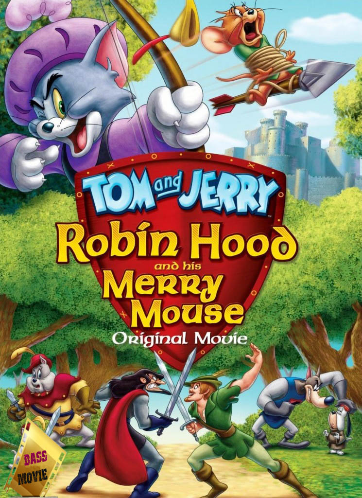 Tom i Jerry: Robin Hood i jego Księżna Mysz