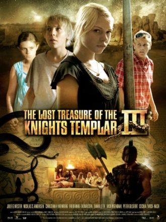 Zaginiony skarb templariuszy 3