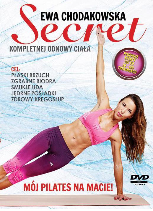 Ewa Chodakowska: SECRET (Sekret Pilates)