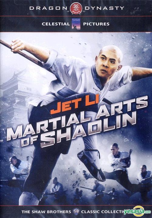 Wojownik z Shaolin