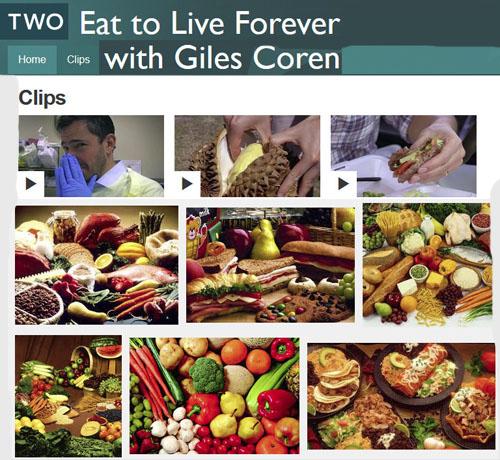 Jedz mądrze, żyj wiecznie