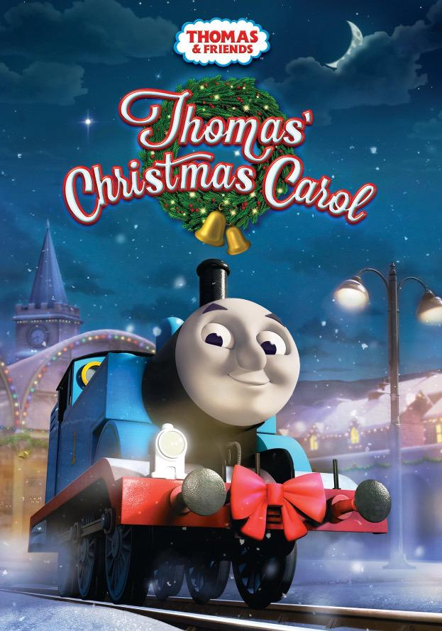 Thomas & Friends: Thomas' Christmas Carol