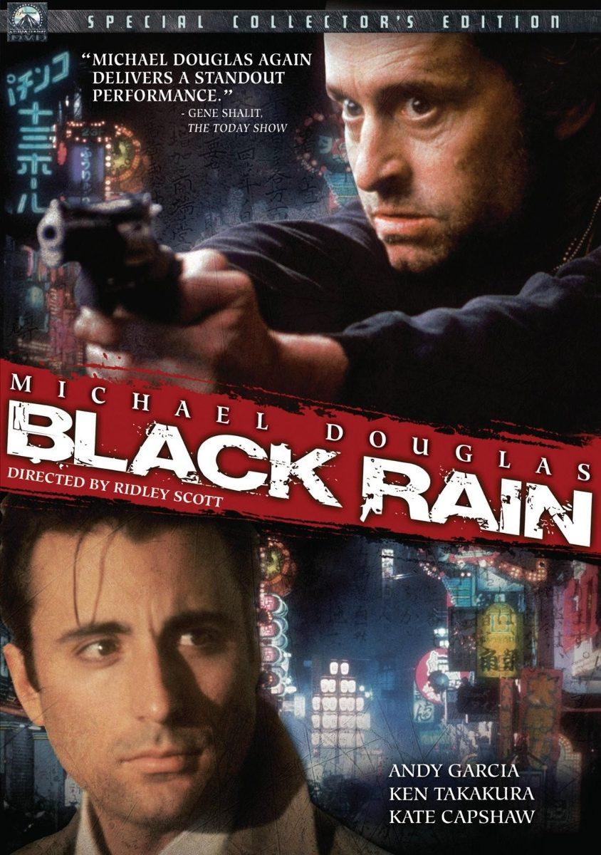 Czarny deszcz
