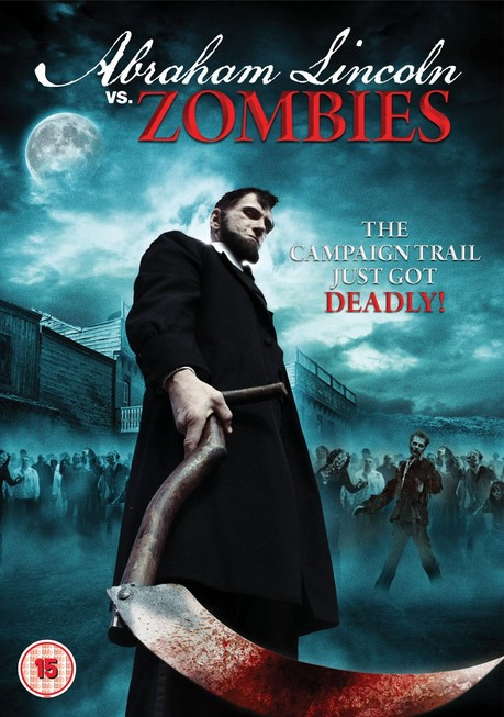 Abraham Lincoln kontra zombie