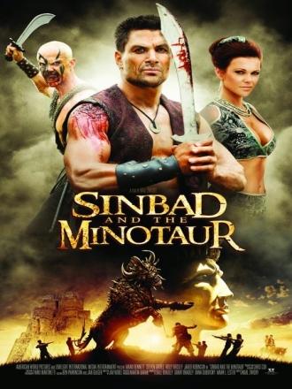 Sinbad i Minotaur