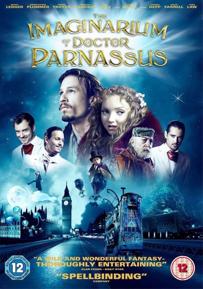 Parnassus: Człowiek Który Oszukał Diabła