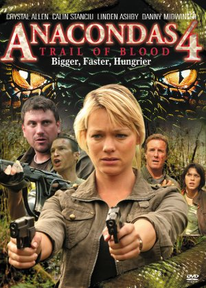 Anakonda 4: Krwawe ślady