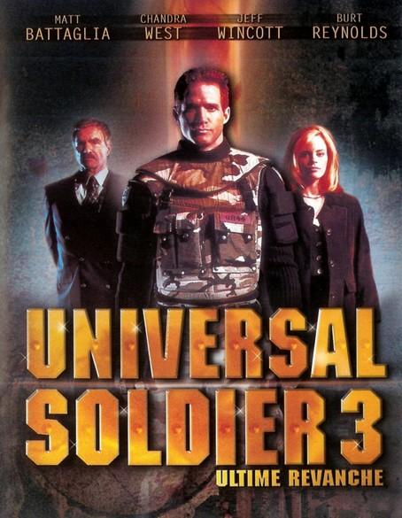 Uniwersalny żołnierz 3: Niewyrównane rachunki
