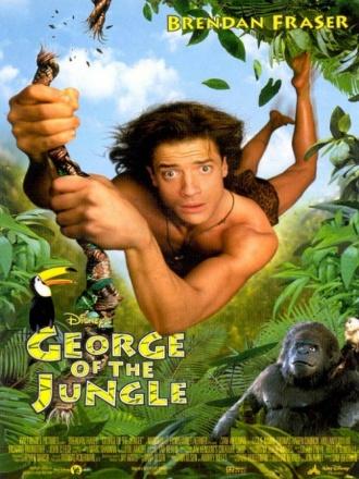 George prosto z drzewa