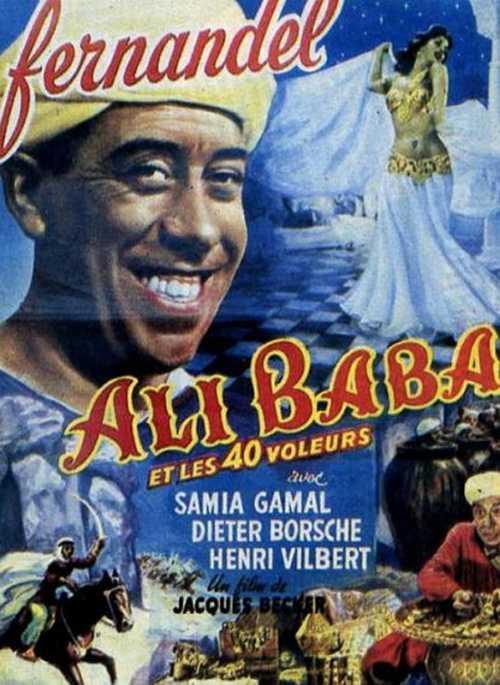 Ali-Baba i 40 rozbójników
