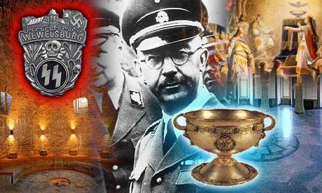 Naziści na tropie Graala