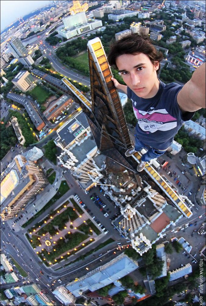 Młodzi w Moskwie: Miasto skrajności