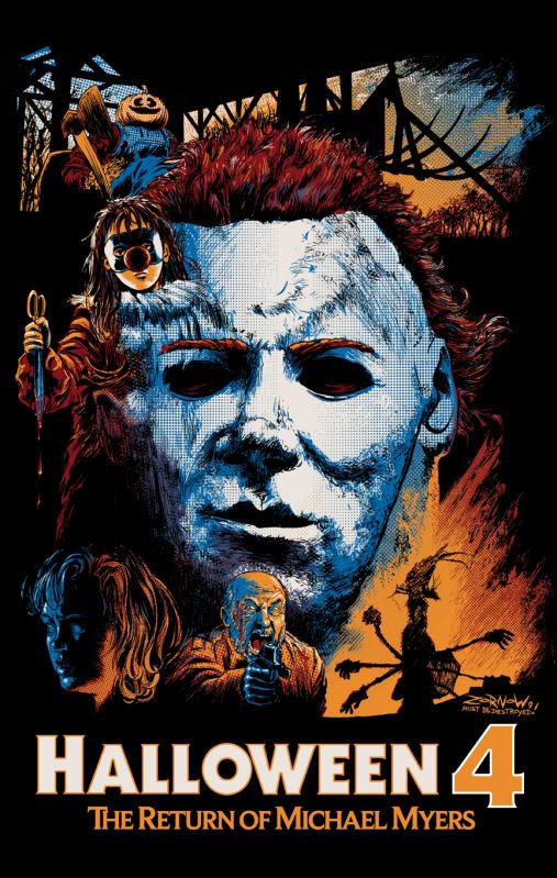 Halloween 4: Powrót Michaela Myersa