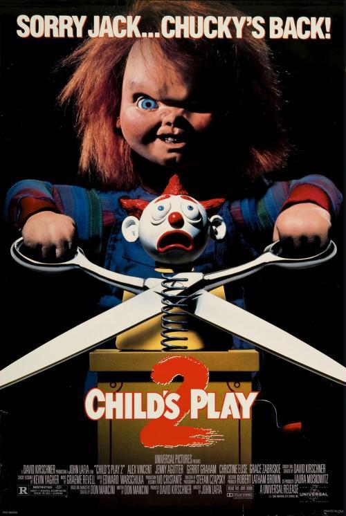 Laleczka Chucky 2: Powrót laleczki Chucky